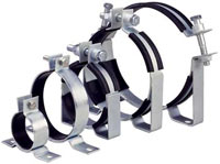 Accumulator brackets