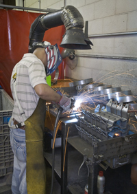 Mercury Products   Welds Provide Peace of Mind